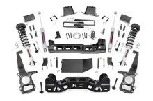 "2014 Ford F-150 4WD 6"" Lift Kit - Rough Country 57531"