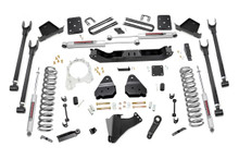 """2017-2019 Ford F-250 Super Duty 4WD 6"""" Lift Kit - Rough Country 56020"""