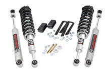 """2005-2020 Toyota Tacoma 2WD/4WD 3"""" Lift Kit - Rough Country 74531"""