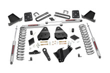 "2015-2016 Ford F-250 Super Duty 4WD 4.5"" Lift Kit - Rough Country 534.2"