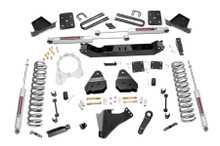 "2017-2019 Ford F-250 Super Duty 4WD 4.5"" Lift Kit - Rough Country 55020"