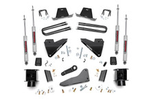 "2013-2015 Dodge Ram 3500 4WD 5"" Lift Kit - Rough Country 35620"