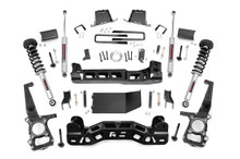 """2009-2010 Ford F-150 4WD 6"""" Lift Kit - Rough Country 59831"""