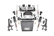 """2005-2015 Toyota Tacoma 2WD/4WD 6"""" Lift Kit - Rough Country 747.23"""