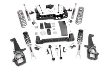 """2009-2011 Dodge Ram 1500 4WD 6"""" Lift Kit - Rough Country 32932"""