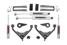 "1999-2004 Chevy Silverado 2500 2WD/4WD 3"" Lift Kit - Rough Country 8596N2"