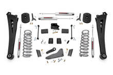 """2014-2018 Dodge Ram 2500 4WD 5"""" Lift Kit - Rough Country 373.2"""