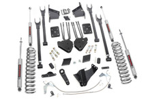 """2015-2016 Ford F-250 Super Duty 4WD 6"""" Lift Kit - Rough Country 527.2"""