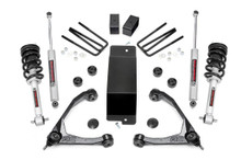 "2007-2013 Chevy Silverado 1500 4WD 3.5"" Lift Kit - Rough Country 27731"