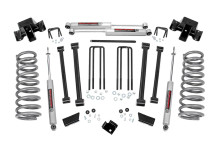 """1994-2002 Dodge Ram 2500 4WD 3"""" Lift Kit - Rough Country 351.2"""