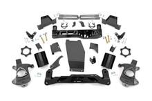 "2014-2016 GMC Sierra 1500 4WD 7"" Lift Kit - Rough Country 18802"