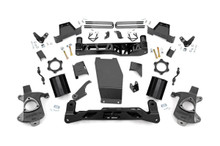 "2014-2016 GMC Sierra 1500 4WD 7"" Lift Kit - Rough Country 18102"