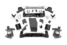 "2014-2018 GMC Sierra 1500 4WD 6"" Lift Kit - Rough Country 18400"
