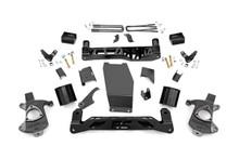 "2014-2018 GMC Sierra 1500 4WD 5"" Lift Kit - Rough Country 18300"