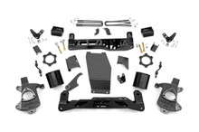 "2014-2018 GMC Sierra 1500 4WD 5"" Lift Kit - Rough Country 17901"