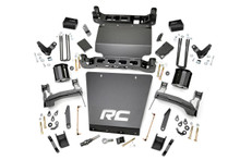 "2014-2016 GMC Sierra 1500 4WD 5"" Lift Kit - Rough Country 17700"