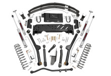 "1984-2001 Jeep Cherokee XJ 4WD 6.5"" Lift Kit - Rough Country 67222"