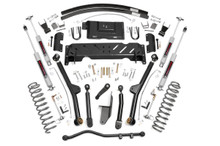 "1984-2001 Jeep Cherokee XJ 4WD 4.5"" Lift Kit - Rough Country 68922"