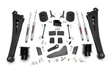"2014-2018 Dodge Ram 2500 4WD 5"" Lift Kit - Rough Country 396.2"