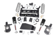 "2007-2014 Chevy Suburban 1500 2WD/4WD 5"" Lift Kit - Rough Country 28101"