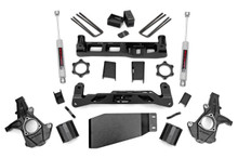 "2007-2013 Chevy Silverado 1500 4WD 5"" Lift Kit - Rough Country 26230"