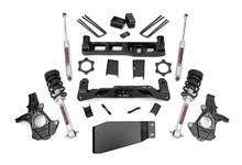 "2007-2013 Chevy Silverado 1500 4WD 5"" Lift Kit - Rough Country 26231"