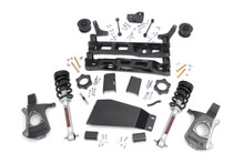 "2007-2013 Chevy Avalanche 1500 2WD/4WD 5"" Lift Kit - Rough Country 20801"