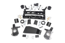 """2007-2013 Chevy Avalanche 1500 2WD 5"""" Lift Kit - Rough Country 20800"""