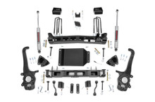 "2004-2015 Nissan Titan 2WD/4WD 4"" Lift Kit - Rough Country 874.2"