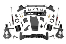 "2014-2018 Chevy Silverado 1500 4WD 7"" Lift Kit - Rough Country 22832"