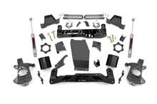 "2014-2018 Chevy Silverado 1500 4WD 6"" Lift Kit - Rough Country 22731"