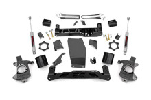 "2014-2018 Chevy Silverado 1500 4WD 5"" Lift Kit - Rough Country 22330"