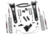 """2008-2010 Ford F-250 Super Duty 4WD (Diesel) 6"""" Lift Kit - Rough Country 538.2"""