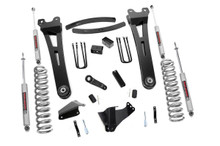 """2005-2007 Ford F-250 Super Duty 4WD (Diesel) 6"""" Lift Kit - Rough Country 536.2"""