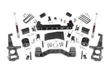 "2015-2020 Ford F-150 4WD 4"" Lift Kit - Rough Country 55530"