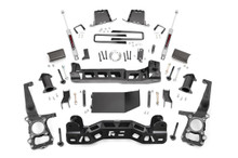 "2011-2014 Ford F-150 4WD 4"" Lift Kit - Rough Country 57430"