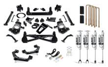 "2020-2022 Chevy & GMC 2500/3500HD 7"" Performance Lift Kit - Cognito 110-P1033"