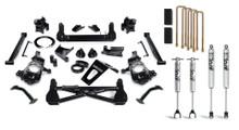 "2020-2022 Chevy & GMC 2500/3500HD 7"" Standard Lift Kit - Cognito 110-P1032"