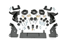 """2014-2015 Chevy Silverado 1500 2WD/4WD 3.25"""" Lift Kit - Rough Country 212"""