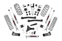 """1999-2004 Jeep Grand Cherokee 4WD 4"""" Lift Kit - Rough Country 698.2"""
