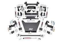 """1994-2004 Chevy S10 Pickup 4WD 6"""" Lift Kit - Rough Country 244.2"""