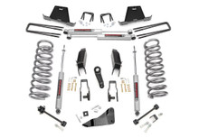 """2008-2008 Dodge Ram 2500 4WD 5"""" Lift Kit - Rough Country 393.23"""