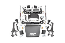 """2005-2015 Toyota Tacoma 2WD/4WD 6"""" Lift Kit - Rough Country 747.2"""