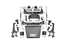 """2005-2015 Toyota Tacoma 2WD/4WD 4"""" Lift Kit - Rough Country 746.2"""
