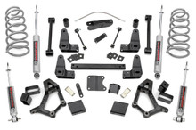 """1990-1995 Toyota 4Runner 4WD 4-5"""" Lift Kit - Rough Country 736.2"""