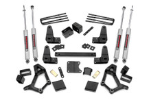 """1989-1995 Toyota Pickup 4WD 4-5"""" Lift Kit - Rough Country 734.2"""