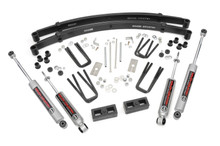 """1984-1985 Toyota Pickup 4WD 3"""" Lift Kit - Rough Country 705N3"""