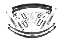 """1984-1985 Toyota Pickup 4WD 3"""" Lift Kit - Rough Country 71530"""