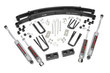 """1979-1983 Toyota Pickup 4WD 3"""" Lift Kit - Rough Country 700N3"""