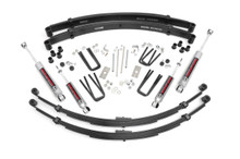 """1979-1983 Toyota Pickup 4WD 3"""" Lift Kit - Rough Country 71030"""